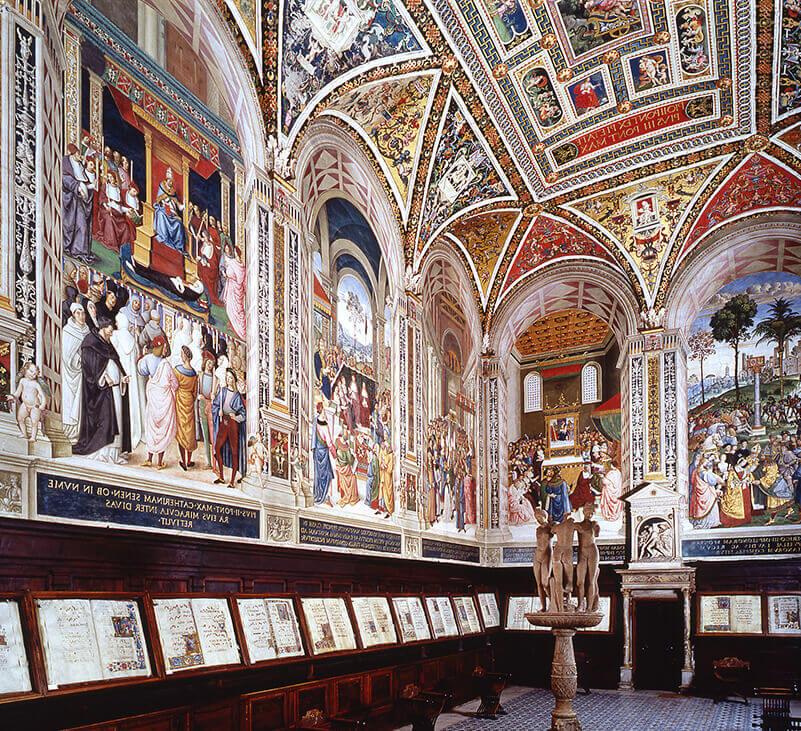 Raffaello Sanzio a Siena