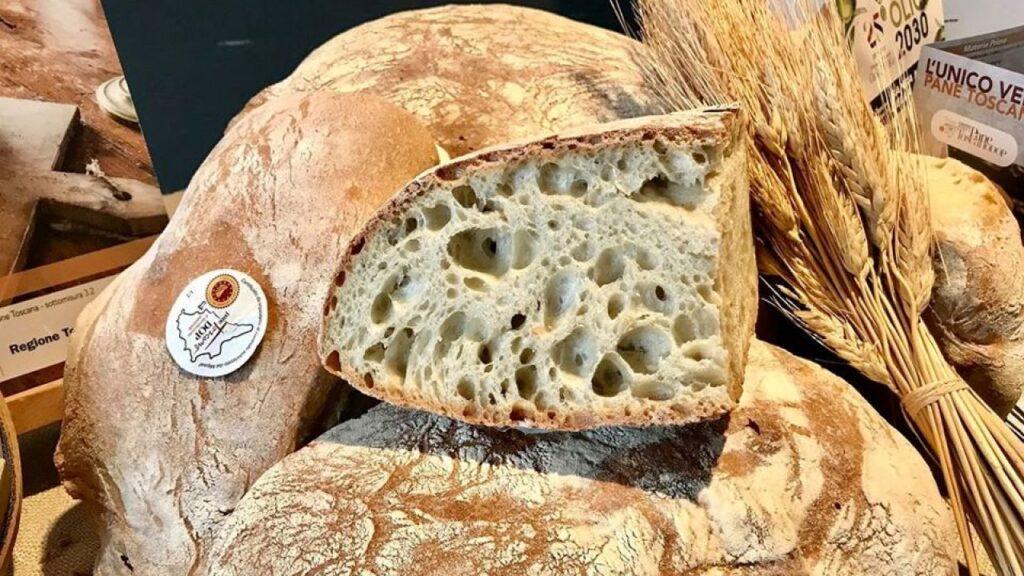 """Pane Toscano DOP, """"come sa di sale lo pane altrui"""""""