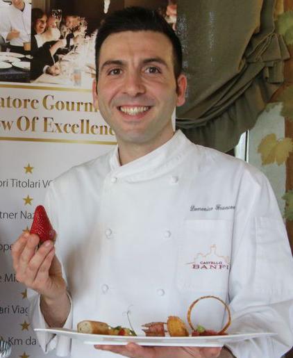 Chef Domenico Francone
