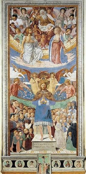 San Sebastiano protegge dalla peste